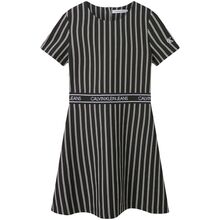 calvin-klein-kjole.dress-city-stripe-waistband-logo-girl-pige