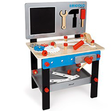 janod-arbejdsbaenk-workbench-blue-small-magnetic-leg-kreativ-toys-play