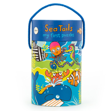Jellycat Puzzle Sea Tails