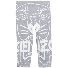 kenzo-logo-tiger-leggings-pants-bukser-print-tiger-trousers-grey-graa-melange-1