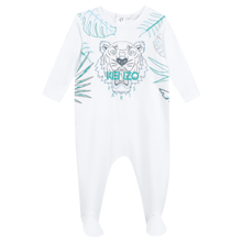 Kenzo Tiger Playwear Optic White