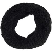 kids-only-Isabella-knit-strik-cable-tube-halsterklaede-scarf-girl-pige-black