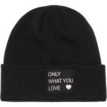 kids-only-madison-logo-beanie-hue-black-girl-pige