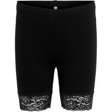 kids-only-shorts-sort-black-lace