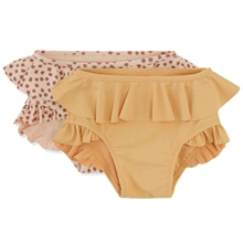 konges-sloejd-badebukser-bikini-pants-buttercup-rosa-orange-sorbet-ks1923