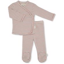 konges-sloejd-bukset-pants-bluse-blouse-dio-newborn-set-deux-tricolore-stripes-KS1404-