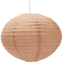 konges-sloejd-large-pendant-lamp-lampe-rosarie-red-ks1652