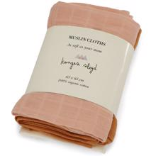 konges-sloejd-muslin-cloth-3-pak-rose