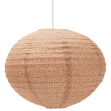 konges-sloejd-small-pendant-lamp-lampe-rosarie-red-ks1653