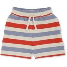 konges-sloejd-sweat-shorts-sweatshorts-stribes-tricolours-1