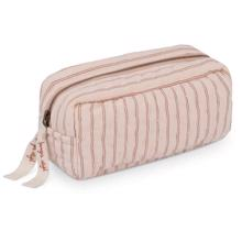 konges-sloejd-toilettaske-toiletry-bag-strands-havet-whisper-pink-brick-red
