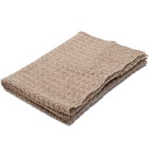 Konges-sloejd-baby-blanket-organic-wool-paloma-brown