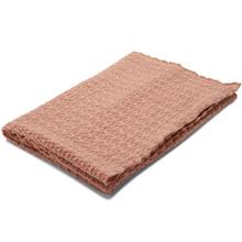 Konges-sloejd-baby-blanket-organic-wool-rose-blush
