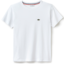 lacoste-t-shirt-bluse-blouse-tee-white-hvid