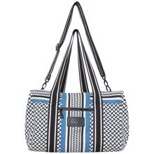lala-berlin-big-bag-muriel-kufiya-shadow-seaport-blue-blaa-taske-tote