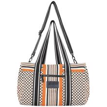 lala-berlin-big-bag-muriel-kufiya-shadow-vermillion-orange-taske-tote