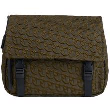 lala-berlin-big-belt-bag-aleska-monogram-olive-taske