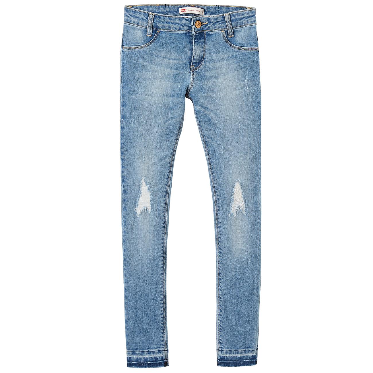 487cdd35 Levi's 710 Pant Super Skinny Indigo