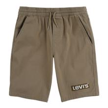 Levi's Box Tab Pull-On Chino Shorts Harvest Gold