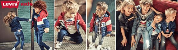 6cc93890 Levis - Køb baby- og børnetøj fra Levis til drenge og piger - Luksusbaby