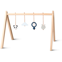 Liewood Wooden Playgym w. Boy Accessories