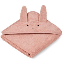 liewood-baby-towel-haandklaede-rabbit-baby-rose-small-albert-1