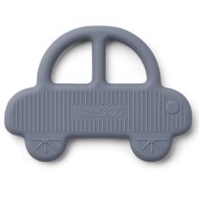 liewood-bidering-teether-bide-baby-bil-car-blue-wave