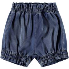 Lil'Atelier Medium Blue Denim Tora Loose Shorts