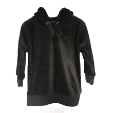 littleremix-hoodie-sweatshirt-haettetroeje-black-sort-velour-1