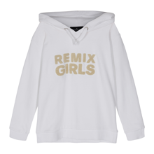 Little Remix Logan Hoodie White
