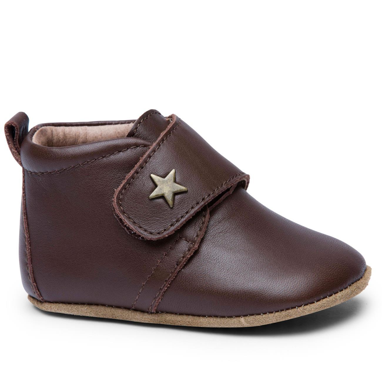 475674fb385c Bisgaard Futter Velcro Star 12301 Brown