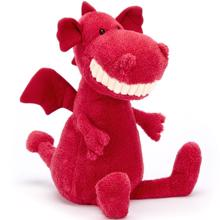 Jellycat Toothy Drage 36 cm TO3DR