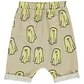 Popupshop Baggy Shorts Ghost