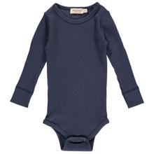 MarMar Modal Body Plain LS (ombre blue)