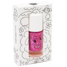 Nailmatic Neglelak Vandbaseret Sheepy Rasberry Glitters