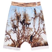 Popupshop Goat Tree Baggy Shorts