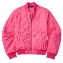 Polo Ralph Lauren Girl Baseball Jacket Madison Pink