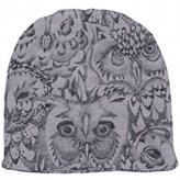 Soft Gallery Owl Beanie (drizzle)
