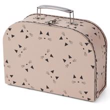 poppin-suitcase-kuffert--rose-cat-rosa