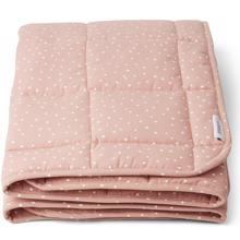 liewood-ebbe-quilted-blanket-taeppe-confetti-rose-vattaeppe