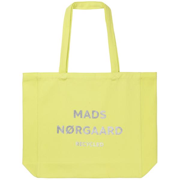 mads-noergaard-recycled-boutique-athene-lime-silver-net-taske