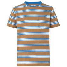 mads-noergaard-tshirt-tee-shirt-summer-stripe-trolino-tobacco-brown-101657-2839