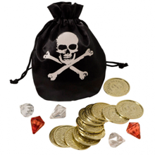 mamamemo-pirat-pung-pirates-wallet-coins-moenter-guld-diamanter-play-leg-toys