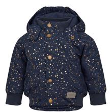 MarMar Jakke Ode Technical Outerwear Darkest Blue Starflak