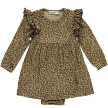 marmar-AW20-ramona-frill-LS-dress-kjole-baby-leather-leo-leopard