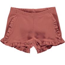 MarMar Red Blush Light Double Jersey Pytte Shorts