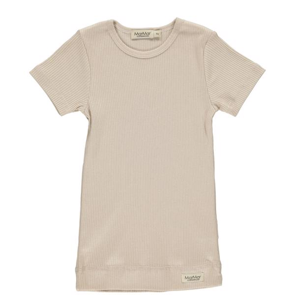 MarMar Modal Rose Moon Plain T-Shirt K/Æ
