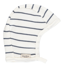 MarMar Modal Shaded Blue Stripe Hoody