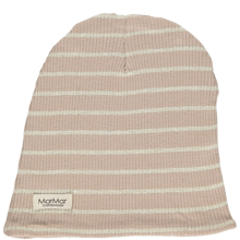 marmar-mar-mar-strib-stripes-beanie-hat-hue-burnt-rose-gold-lurex-181-105-12