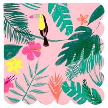 meri-meri-servietter-napkins-tropical-jungle-fest-party-174583